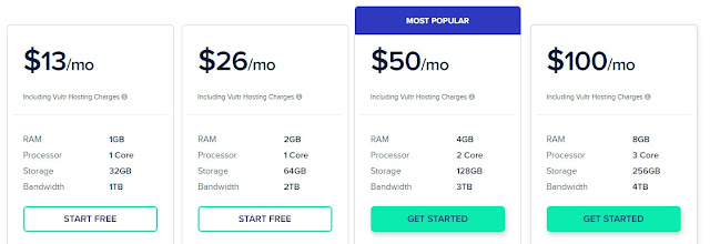 vultr plan high frequency pricing