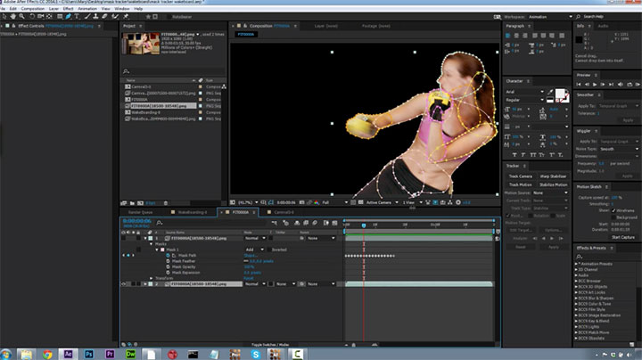 How To: Slow Motion in Adobe After Effects CC - YouTube