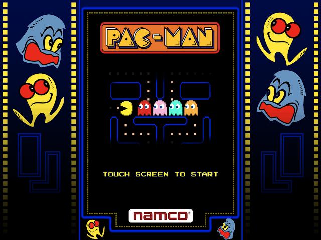 تحميل لعبة باك مان pac man القديمة الاصلية للكمبيوتر والاندرويد من ميديا فاير