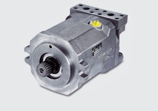 HMF-02 Fixed displacement motors for open and closed circuits