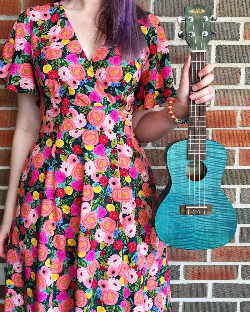 Rifle Paper + Magnolia Dress