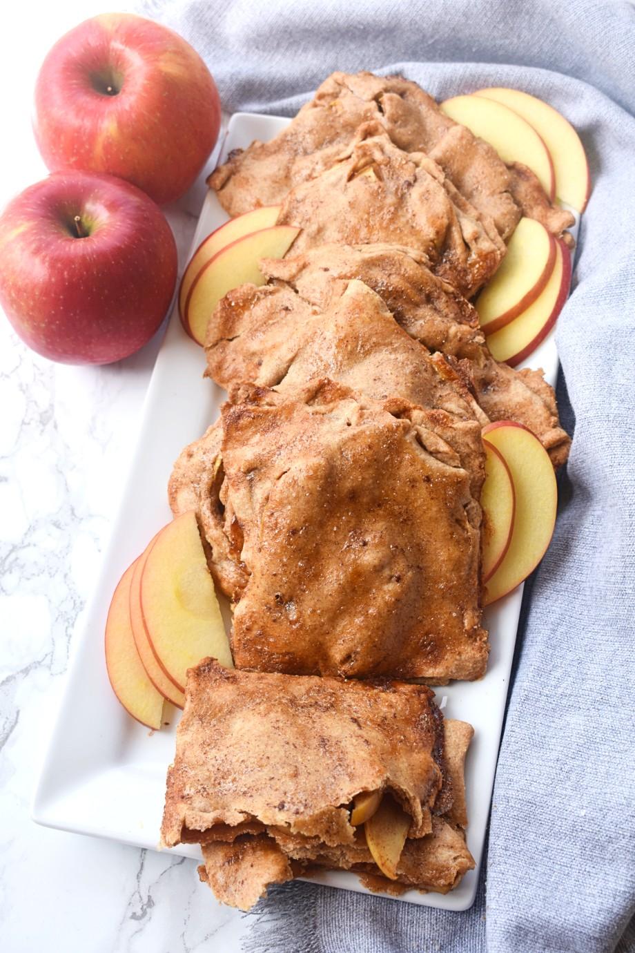 Healthy Apple Pie Pop-Tarts