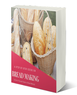 How to make bread ebook