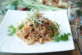 Thai Noodle and also Vegetable Stir-Fry