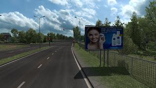 ets 2 real advertisements v1.3 screenshots, estonia 2