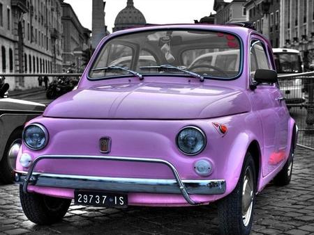 cars fiat wallpapers purple models nice background 1966 1979 mobile desktop
