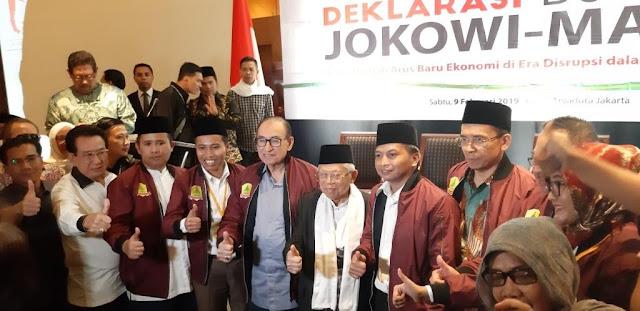 BPN Prabowo ke Ma'ruf Amin: Jangan Merasa Menang Didukung Alumni Mesir