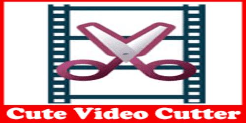 تحميل برنامج تقطيع الفيديو كامل مجاناً cute video cutter 2020