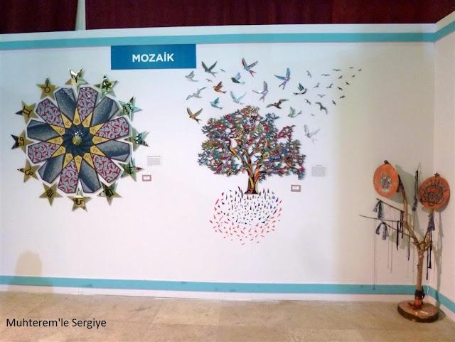 sanatsal mozaik