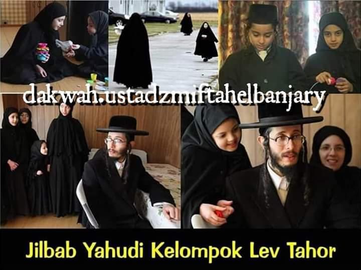 Apakah Hijab Juga Ada Dalam Tradisi Agama Yahudi?