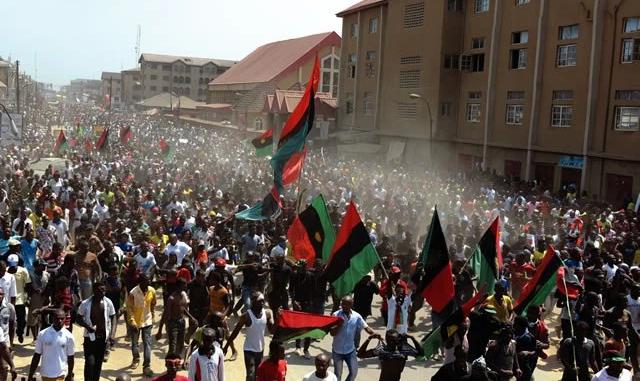 Bafrans, MASSOB, Nigeria, Xpino Media