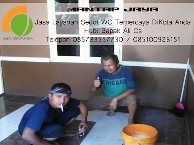 Jasa layanan Sedot WC di Surabaya Timur Murah