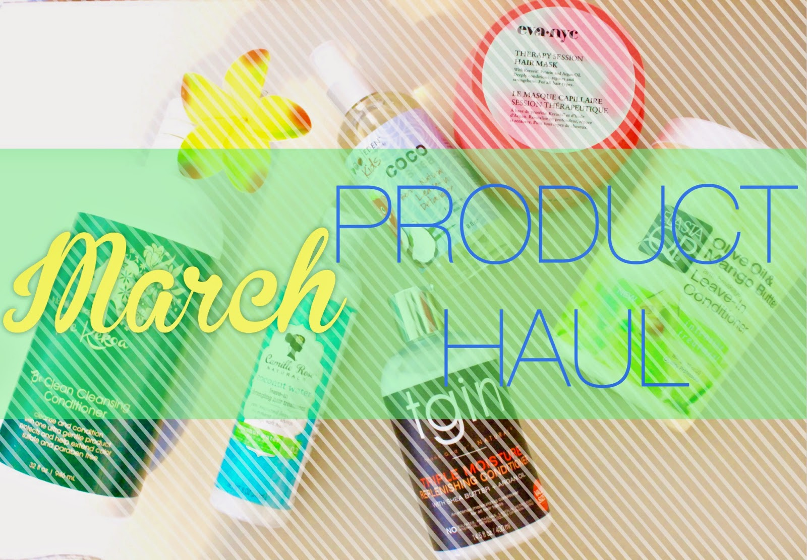 Adventures of A Product Junkie: March 2015 Natural Hair Product Haul