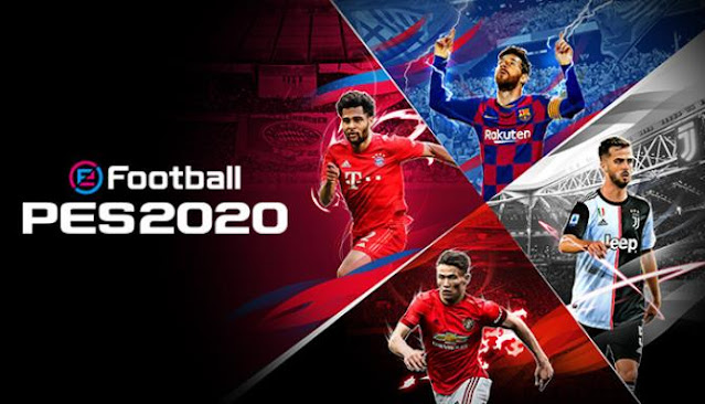 Tải xuống miễn phí trò chơi PC eFootball PES 2020