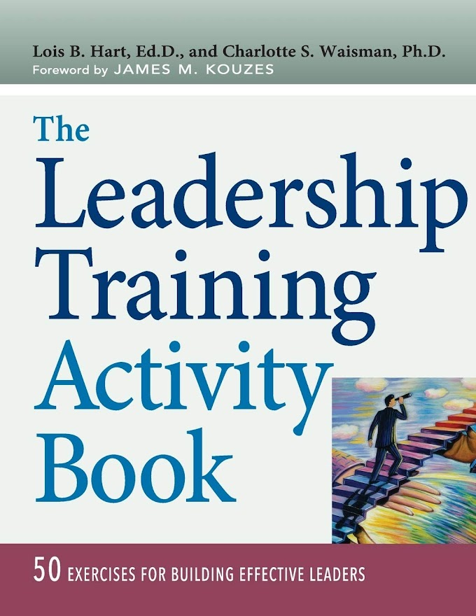 The Leadership Training Activity Book: 50 Exercises for Building Effective Leaders Ebook