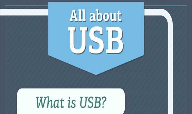 You need to know something about Usb #infographic