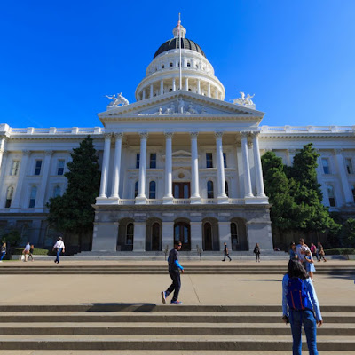 California set to recognize Blockchain