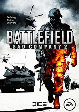 Battlefield Bad Company 2 cover - Battlefield Bad Company 2 PC