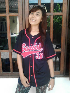 Baseball Black - Red Lined