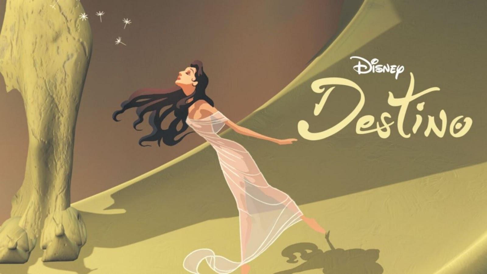 Destino, animacja Disney'a i Salvadora Dalego