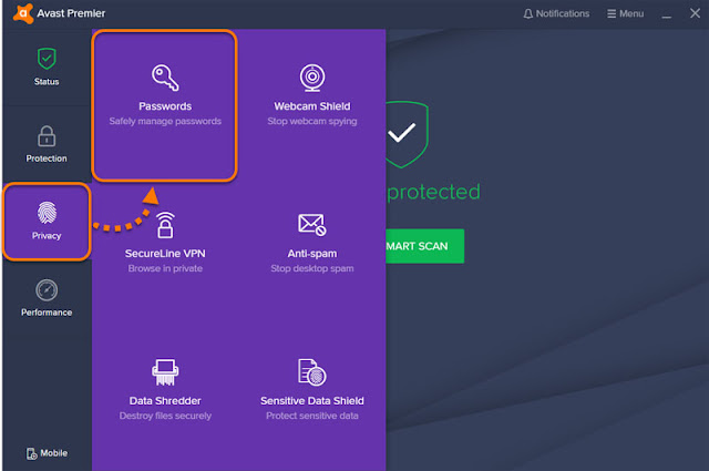 Avast Internet security UK