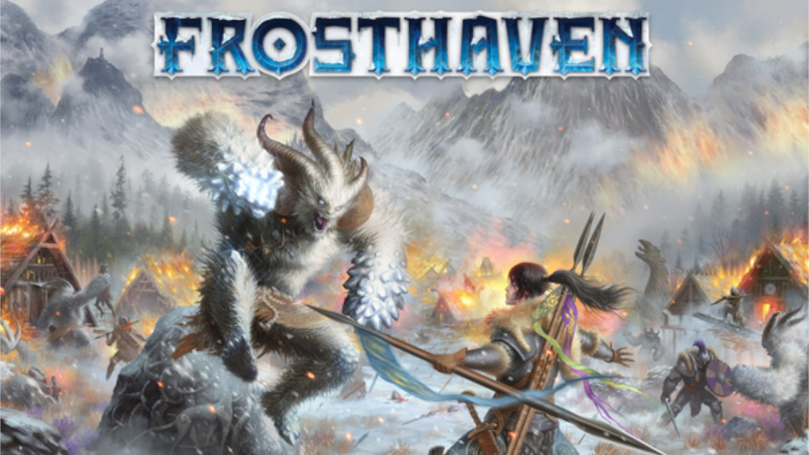 Board Game News Collider Gloomhaven Stand Alone Sequel Announced Frosthaven