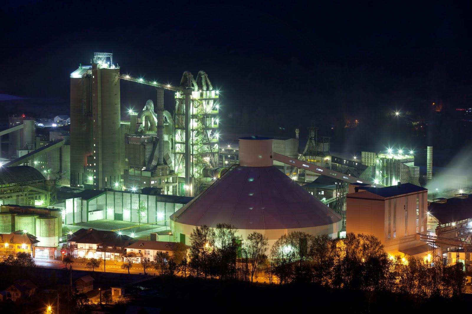 fotografie industriala