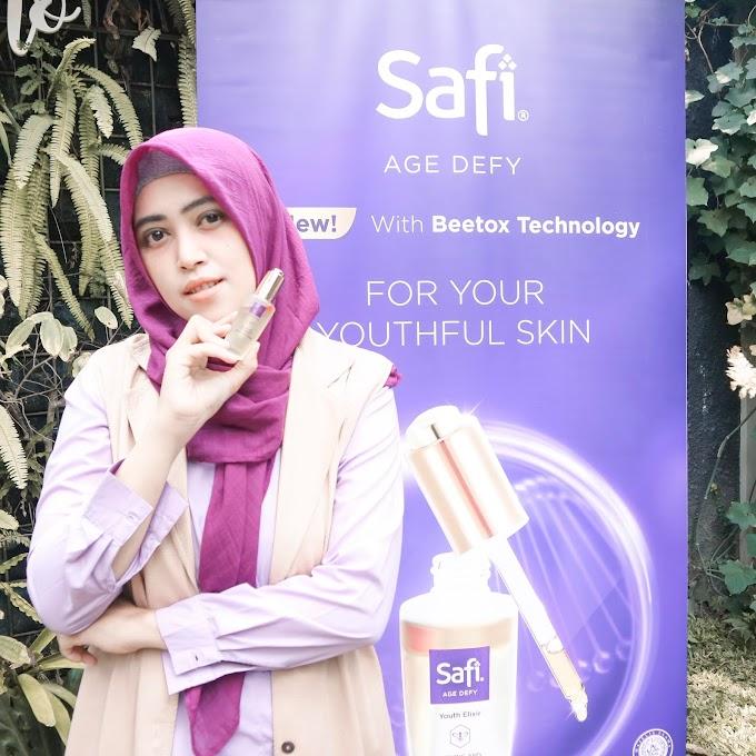 Review Produk terbaru Safi dengan Beetox Technology