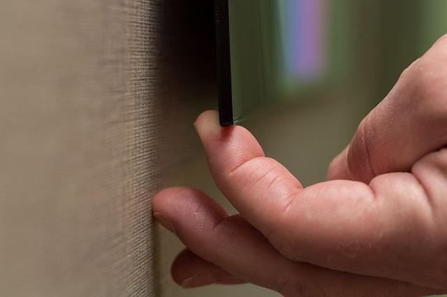 LG trình làng tivi OLED dán tường mỏng nhất thế giới