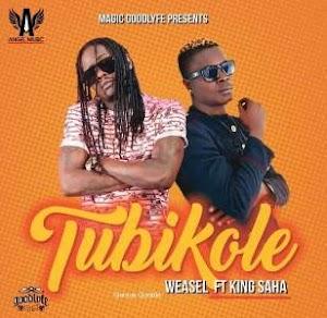 Download Audio   Weasel ft King Saha - Tubikole