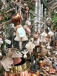 Weihnachtsdekoration in der Königlichen Gartenakademie