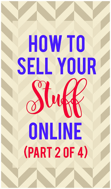 Knowing how to price your stuff is a key part of selling your items online.