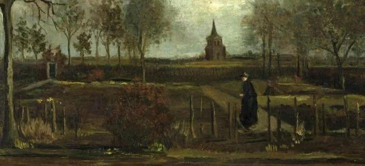 Ladrones aprovecharon la cuarentena para robarse una valiosa pintura de Van Gogh