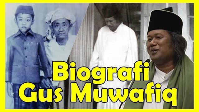 Profil Gus Muwafiq - Ulama NU Pakar Sejarah