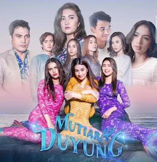 Sinopsis Mutiara Duyung MNCTV Episode 1 - Tamat