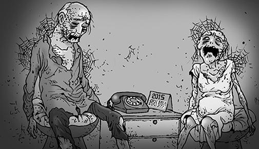 Silent Horror chap 93: Cuộc gọi