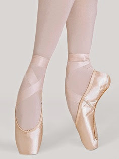 0b9fb903abe The standard pointe shoes are made from cardboard leather and are weak.  Ballet students are encouraged to feel the floor with their toes which  means ...