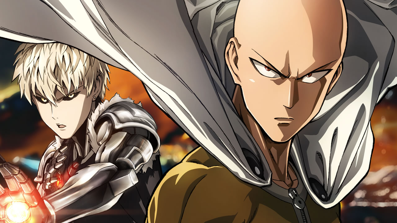 One Punch Man Sub Español HD