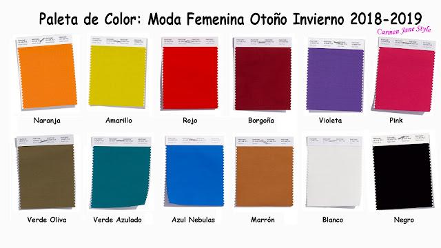 check out 45fb3 088df ... el amarillo, el rojo, el borgoña, el marrón. Pero también habrá cabida  para tonos fríos como el azul  y neutros como el blanco, el negro, ...