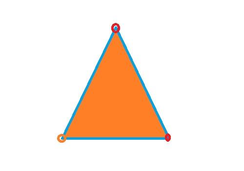 vertex edges faces