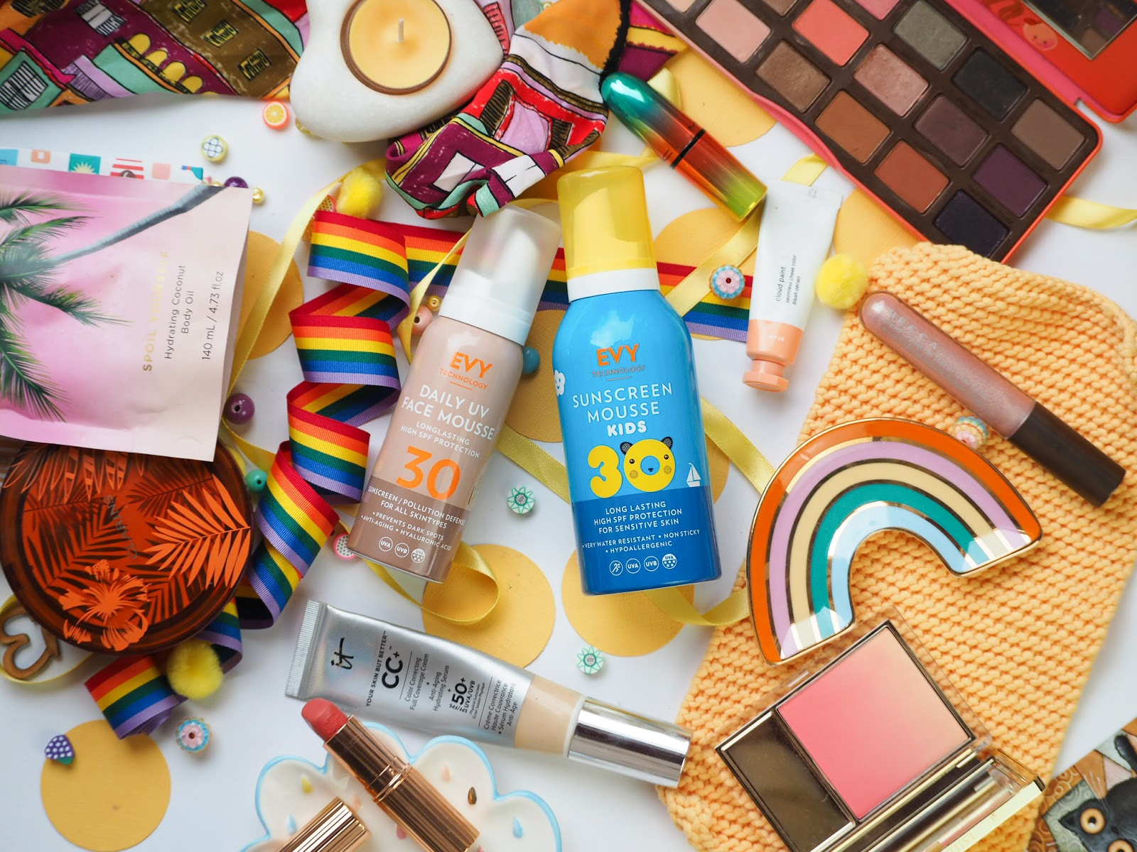 Summer Products I Look Forward To Using