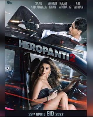Heropanti 2 Movie