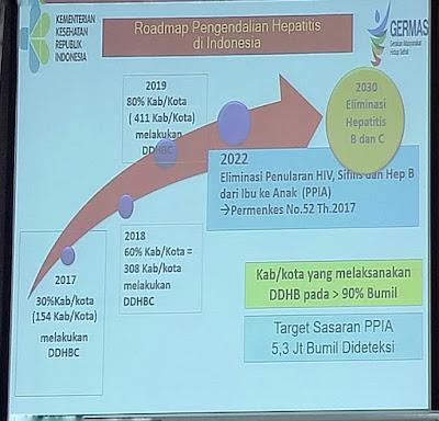 Program Pemerintah untuk Eliminasi Hepatitis