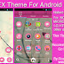 Nature EX Theme for Nokia X, Nokia XL, Samsung, Samsung Galaxy, Samsung Star, Google, Google Nexus, Sony Xperia, Q-Mobile, HTC, Huawei, LG G2, LG & Other Android Devices