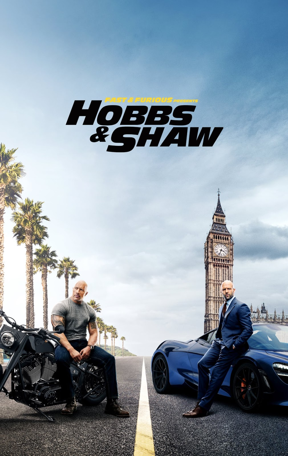 HOBBS AND SHAW (2019) TAMIL DUBBED HD