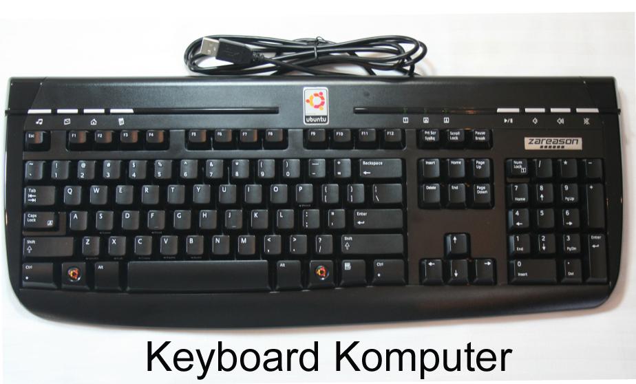 Fungsi Tombol Keyboard Tutorial Komputer