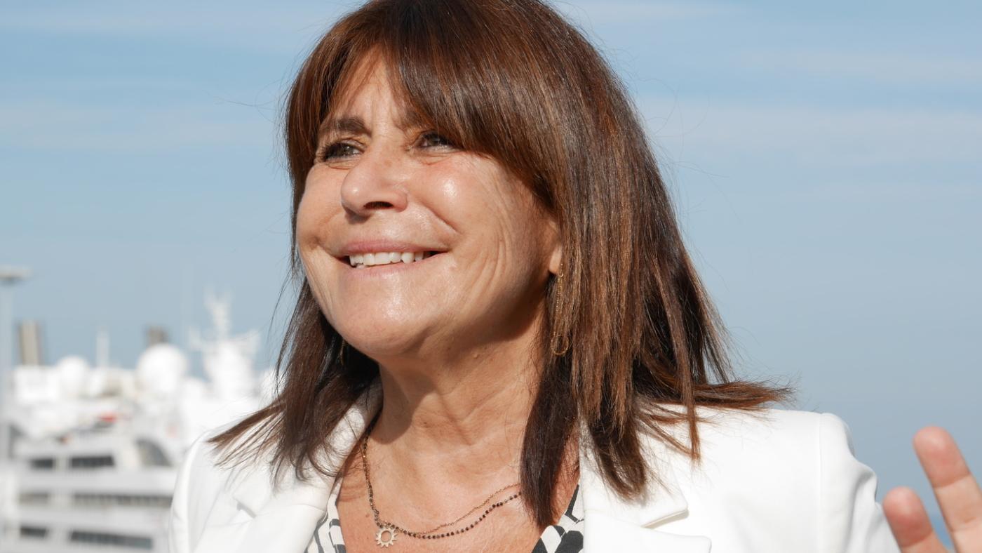 """Municipales : """" La deuxième ville de France bascule à gauche """" Michèle Rubirola devient la première femme élue maire à Marseille"""