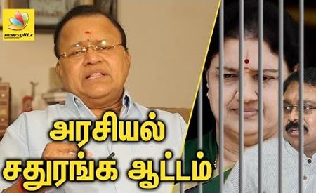 Radharavi Interview on TTK Dinakaran Arrest and recent TN Political changes