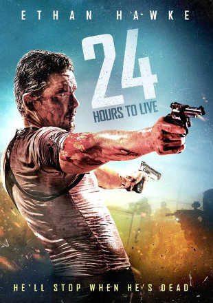24 Hours To Live 2017 BRRip 720p Dual Audio