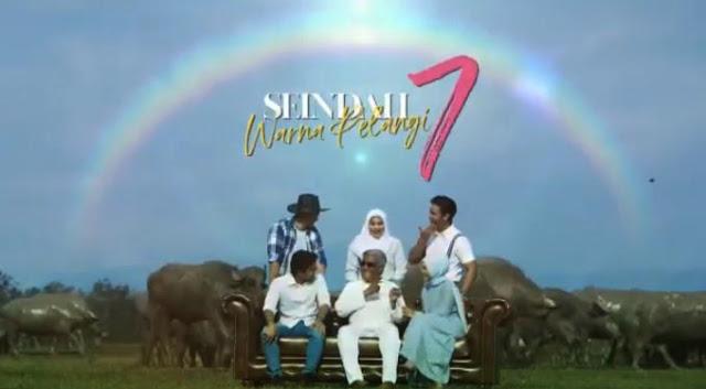 Pelakon Drama Seindah Tujuh Warna Pelangi TV3 (2020).
